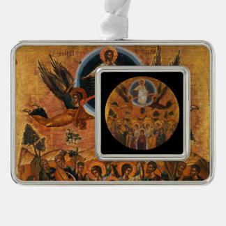 Christ Ascending into Heaven Christmas Ornament