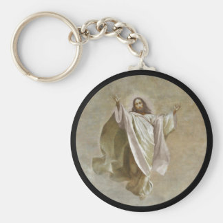 Christ Ascends to Heaven by Garofalo Keychain