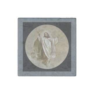Christ Ascends to Heaven by Garofalo Stone Magnet