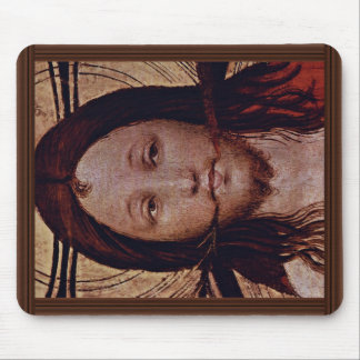 Christ At The Last Judgment  By Norddeutscher Mousepads