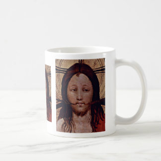 Christ At The Last Judgment  By Norddeutscher Coffee Mug