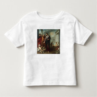 Christ at the Pool of Bethesda, 1667-70 (oil on ca T-shirt