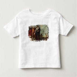 Christ at the Pool of Bethesda, 1667-70 (oil on ca Toddler T-shirt