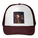 Christ Before Pilate By Maes Nicolaes Trucker Hats