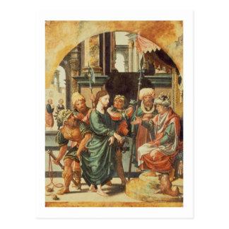Christ Before Pilate Postcard