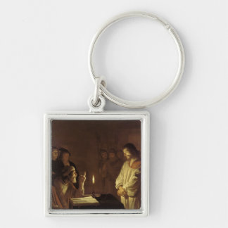 Christ before the High Priest, 1617 Keychain