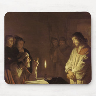 Christ before the High Priest, 1617 Mouse Pad