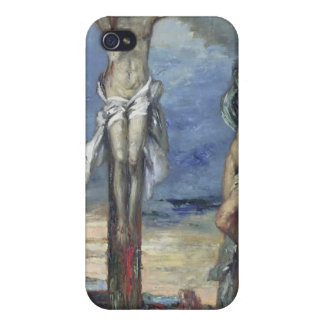 Christ between the Two Thieves, c.1870 iPhone 4/4S Case