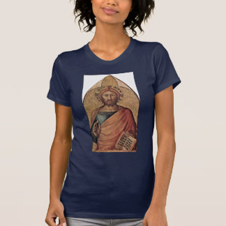 Christ Blessing By Martini Simone (Best Quality) Shirts
