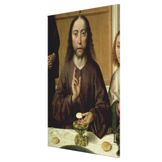 Christ Blessing Canvas Print