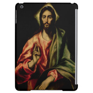 Christ Blessing iPad Air Cover
