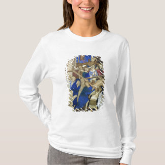 Christ Carrying Cross,Grandes Heures T-Shirt