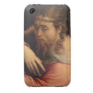 Christ Carrying the Cross, 1540-45 (oil on panel) iPhone 3 Cover