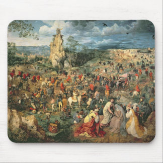 Christ carrying the Cross, 1564 Mouse Pad