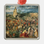 Christ carrying the Cross, 1564 Christmas Ornaments
