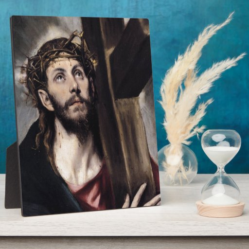 Christ_Carrying_the_Cross_1580 Photo Plaques