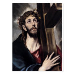Christ_Carrying_the_Cross_1580 Postal