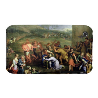 Christ Carrying the Cross, 1684 (oil on canvas) iPhone 3 Case-Mate Case