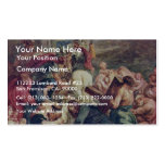 Christ Carrying The Cross By Rubens Peter Paul Double-Sided Standard Business Cards (Pack Of 100)