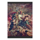 Christ Carrying The Cross By Rubens Peter Paul Print