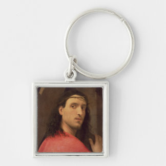 Christ Carrying the Cross, c.1515 Keychain