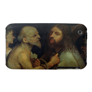Christ Carrying the Cross iPhone 3 Cover