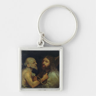 Christ Carrying the Cross Keychain