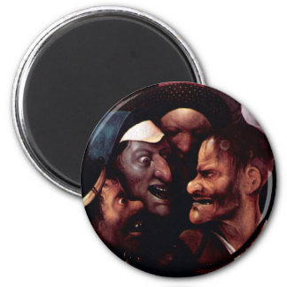 Christ Carrying the Cross Magnet