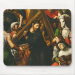 Christ Carrying the Cross Mouse Pad