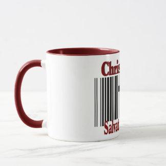 Christ Check! Mug
