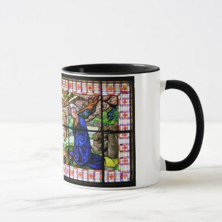 Christ Child Stained Glass Art Mug