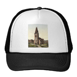 Christ Church, Bromberg, Silesia, Germany (i.e., B Trucker Hat