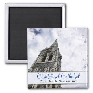 Christ Church Cathedral, New Zealand Magnet