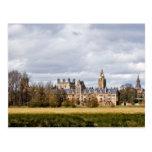 Christ Church College in Oxford, England Postcard