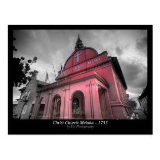 Christ Church Melaka - 1753 Post Cards