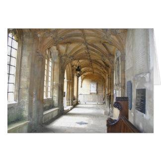 Christ Church, Oxford Card