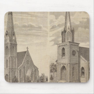 Christ Church, Red Wing, Minnesota Mouse Pad