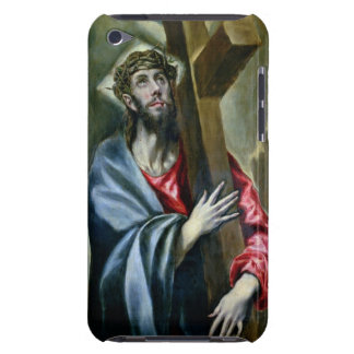 Christ Clasping the Cross, 1600-10 (oil on canvas) Case-Mate iPod Touch Case