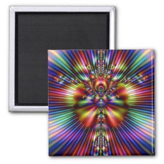 Christ conciousness 2 inch square magnet