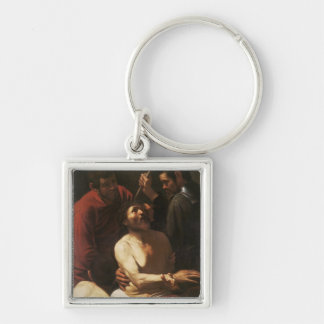 Christ Crowned by Thorns, c.1602 Keychain