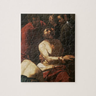 Christ Crowned by Thorns, c.1602 Puzzle