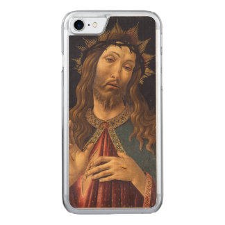 Christ Crowned with Thorns by Botticelli Carved iPhone 8/7 Case