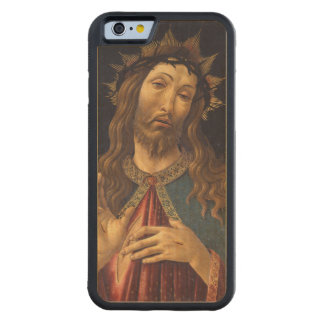 Christ Crowned with Thorns by Botticelli Carved Maple iPhone 6 Bumper Case