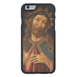 Christ Crowned with Thorns by Botticelli Carved Maple iPhone 6 Case