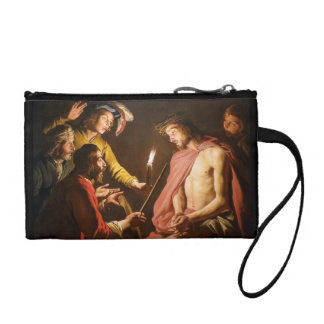 Christ Crowned with Thorns Coin Purse