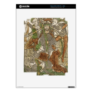 Christ Crowned with Thorns iPad 2 Skin
