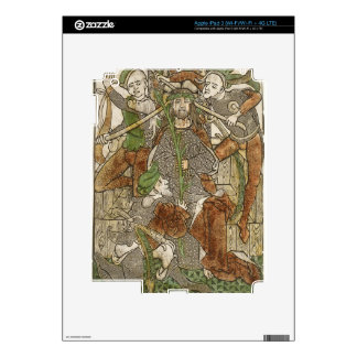 Christ Crowned with Thorns iPad 3 Skin