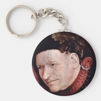 Christ Crowned with Thorns Keychain