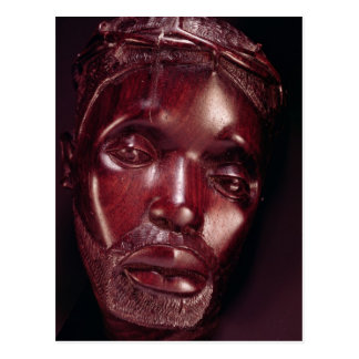 Christ Crowned with Thorns Postcard
