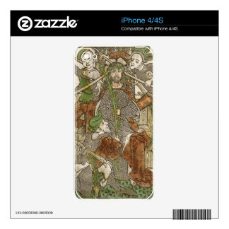 Christ Crowned with Thorns Skins For The iPhone 4